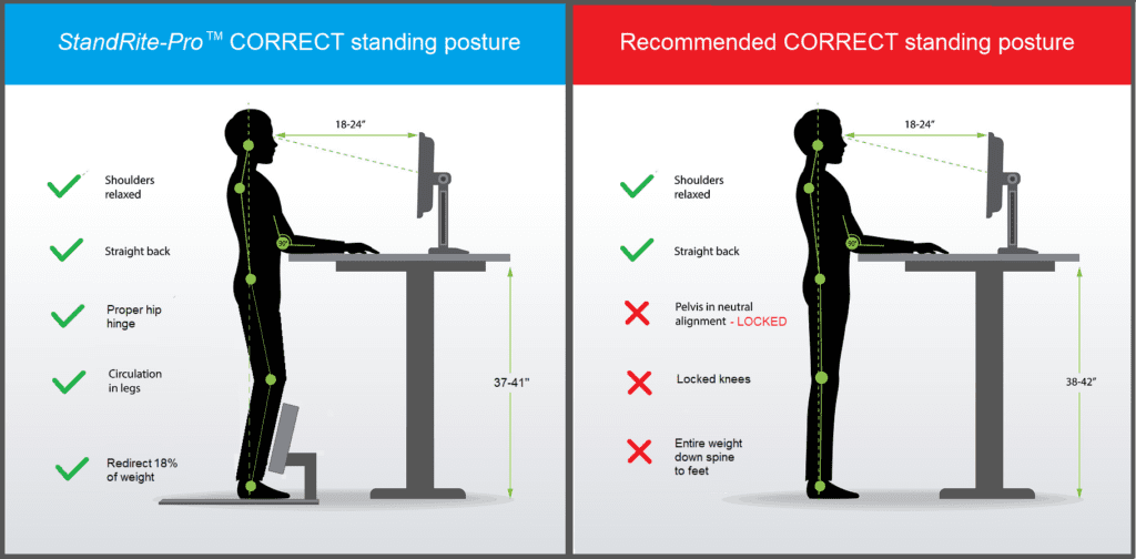 Recommended Posture??